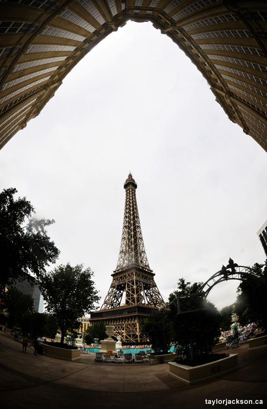 Paris Pool Las Vegas
